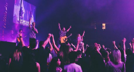 Leading A Worship Movement