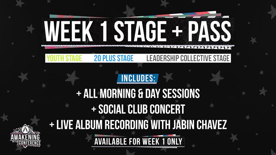 Stage Plus Pass